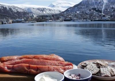 Røkt rogn i Tromsø