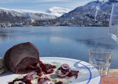 Spekket Hval i Tromsø