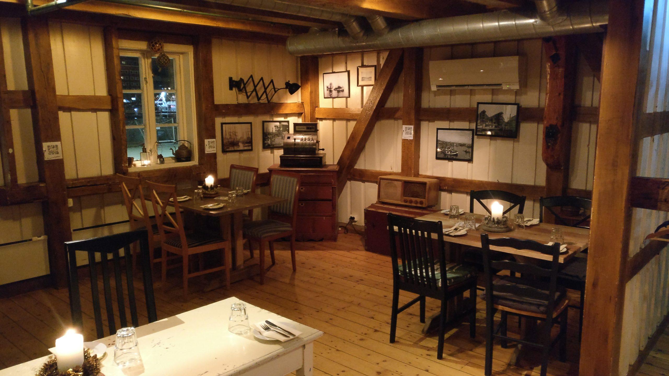 Restaurant i Tromsø